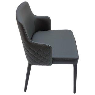 Melcher Upholstered Dining Chair (Set of 2)