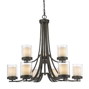 Cheyne 9-Light Candle-Style Chandelier