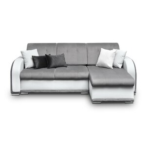 Trinity Reversible Sleeper Corner Sofa Bed