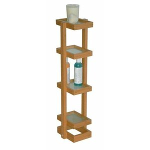 Mezza Free Standing Shower Caddy