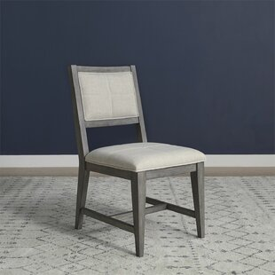Altheimer Upholstered Dining Chair (Set of 2)