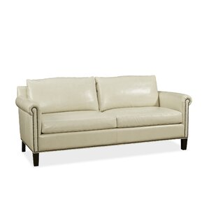 Belle Leather Sofa by Palatial Furniture