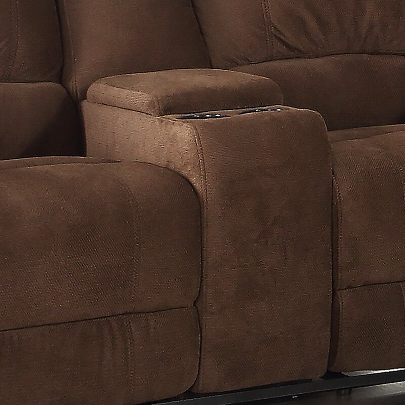AC Pacific Kevin Living Room Reclining Sofa & Reviews