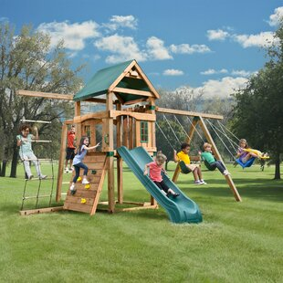 Cedar Summit Play Set Wayfair