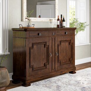 Westfall Bar Cabinet with Wine Storage