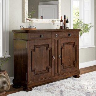 Westfall Bar Cabinet with Wine Storage