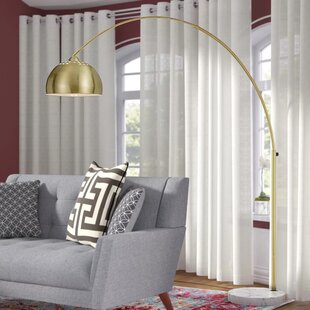 Arched Floor Lamps Youu0027ll Love | Wayfair