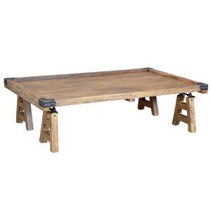 Porter Coffee Table by Bois et Cuir