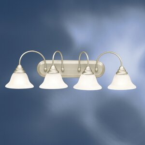 Ruhlman Traditional 4-Light Vanity Light