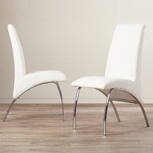 Faust Upholstered Dining Chair (Set of 2)