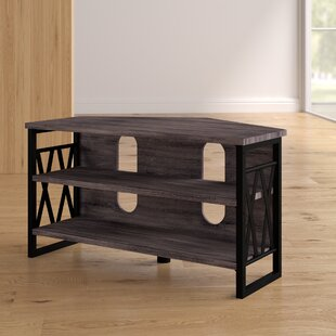 Pinion Corner Tv Stand For Tvs Up To 40 By Wrought Studio