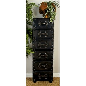 6 Drawer Lingerie Chest by Cole & Grey