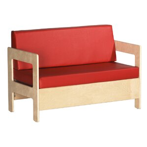 Birch Living Room Kids Sofa by Offex
