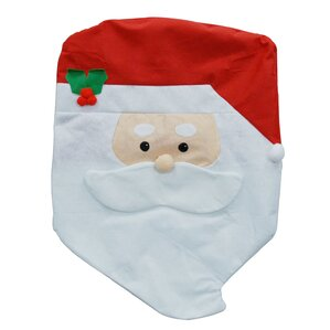 Santa Chair Back Covers by..