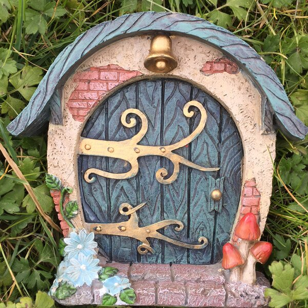 Castleton Home Round Woodland Cottage Fairy Door Elf