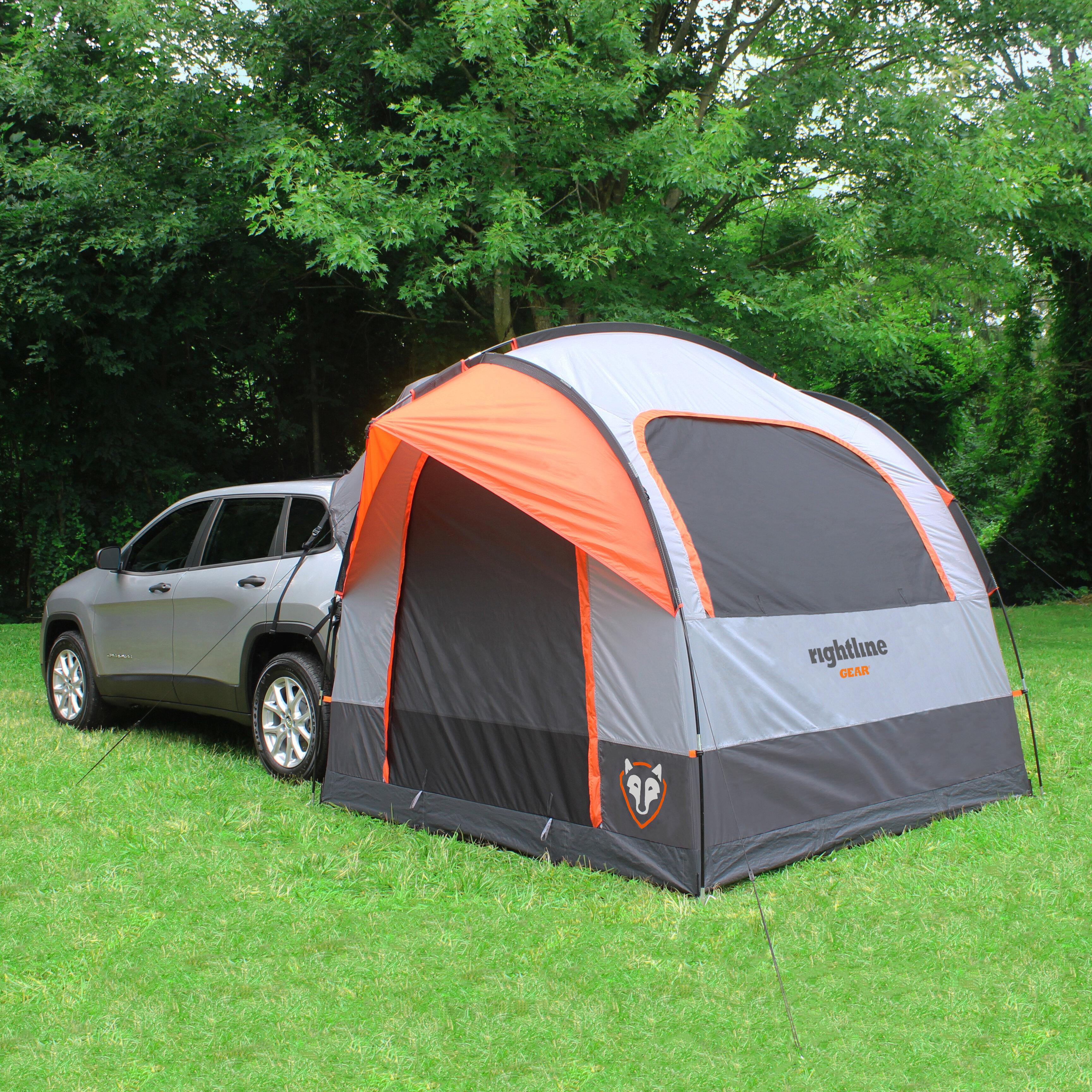 30c39cf653 Rightline Gear SUV 4 Person Tent & Reviews   Wayfair