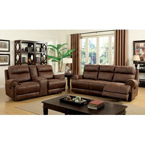 Blakeway Configurable Living Room Set by Red..
