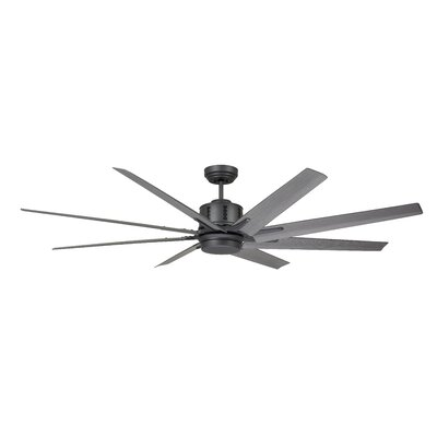 Downrod Mount Extremely Large Room Ceiling Fans With