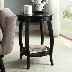 Alysa End Table With Storage by ACME Furniture