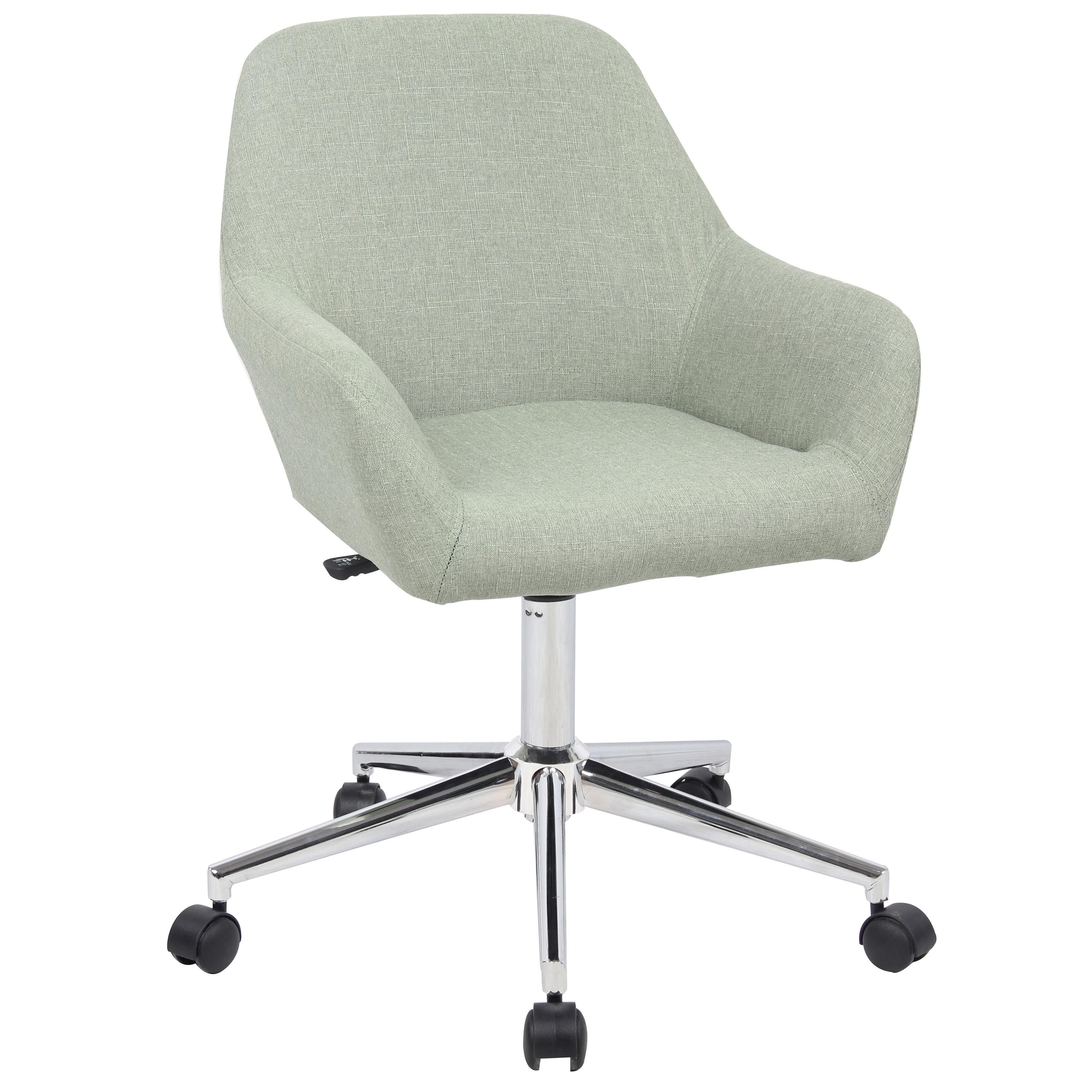 zipcode design mitchell mid back desk chair reviews wayfair