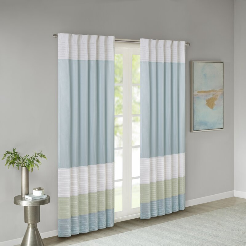 allport singles You'll love the allport striped room darkening rod pocket single curtain panel at wayfair - great deals on all décor & pillows products with free shipping on most stuff, even the big stuff.