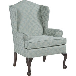 Ball And Claw Wingback Chair