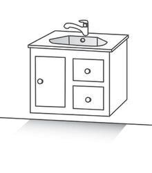 How To Choose A Bathroom Vanity S4313 on modern wall units html