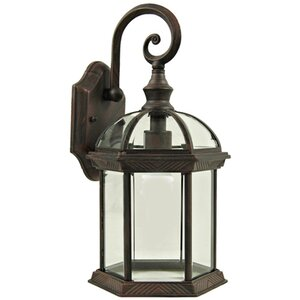 Fairbank 1-Light Outdoor Wall Lantern