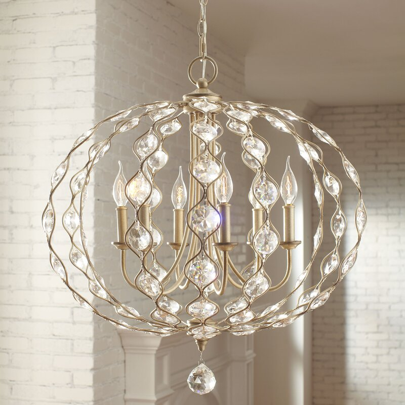 Madsen Candle-Style Chandelier & Reviews