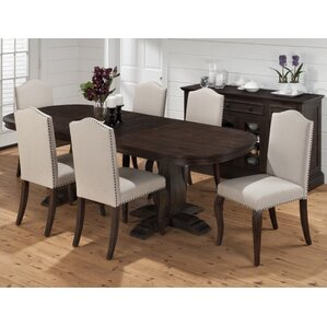Cayuga Extendable Dining Table by Darby H..