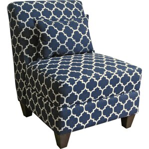 Tantallon Slipper Chair by Breakwater Bay