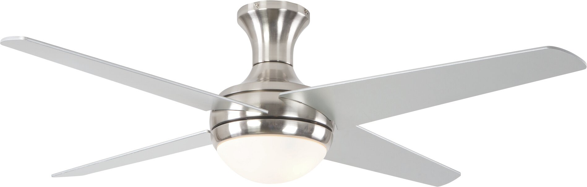 Zipcode design 52 lizzy 4 blade ceiling fan reviews wayfair 52 lizzy 4 blade ceiling fan mozeypictures Gallery
