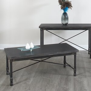 Cabela Coffee Table by Gracie Oaks