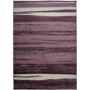Barite Dark Lilac Area Rug