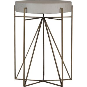 Highland End Table by Gabby