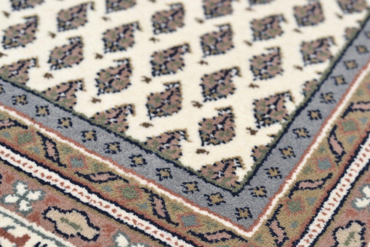 theko handgefertigter teppich classic aus wolle in beige bewertungen. Black Bedroom Furniture Sets. Home Design Ideas