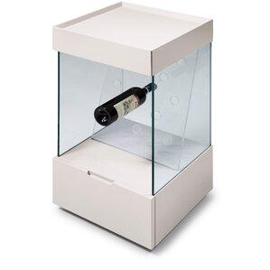 Holmes B523 8 Bottle Tabletop Wine Rack b..