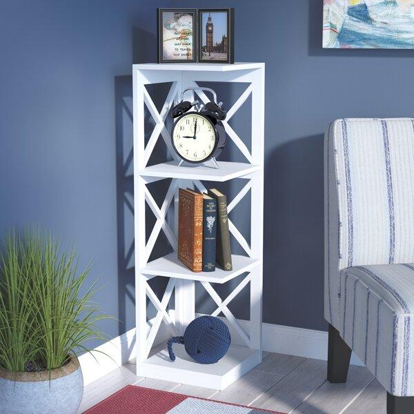 Beachcrest Home Stoneford Corner Unit Bookcase Amp Reviews