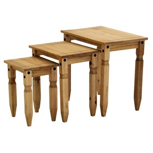 Abilio 3 Piece Nest Of Tables