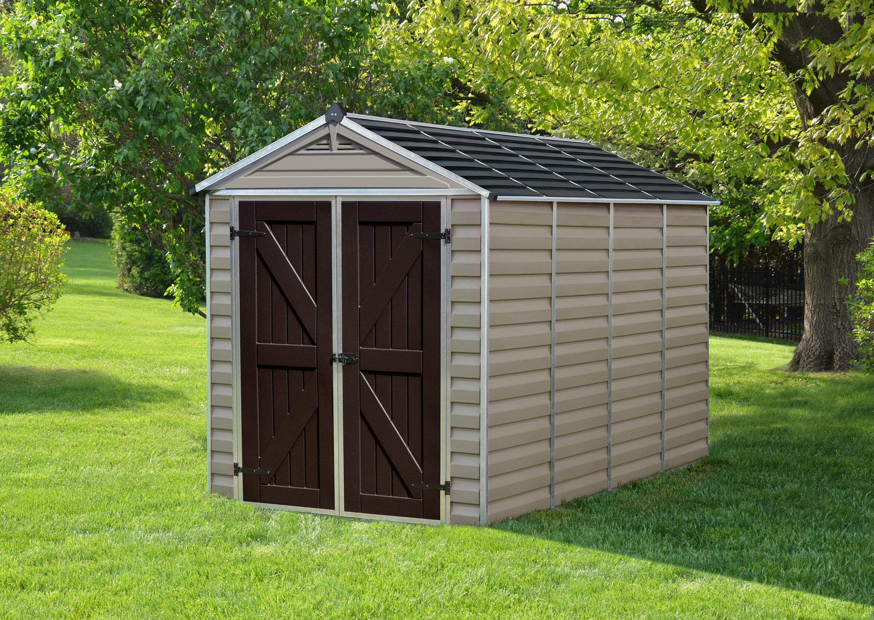 cabinets yourself it kit storage garden do patio sheds keter outdoor gardenwood x plastic plans shed
