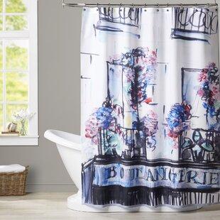 Delphine Boulangerie Palais Royal Shower Curtain