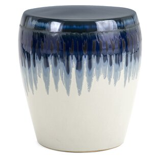 Pooler Ceramic Garden Stool