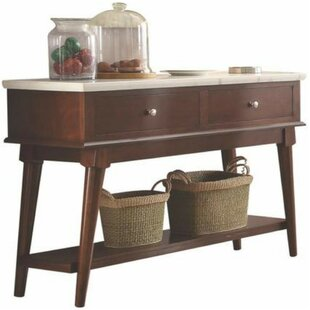 Barthel Buffet Table