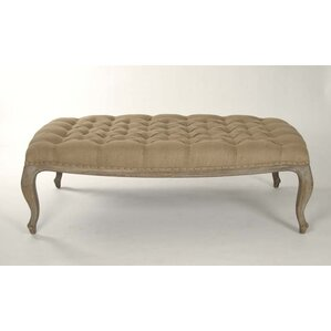 Maison Tufted Ottoman by Zentique Inc.