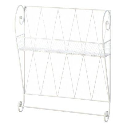 Wire Mesh Wall Shelf Wayfair