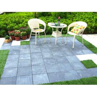 Interlocking Outdoor Flooring   Wayfair