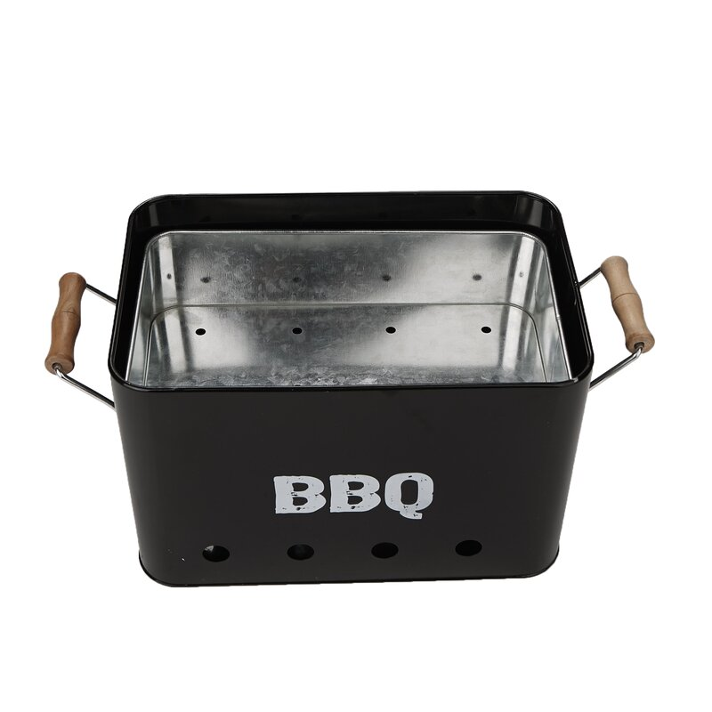 Metal Portable BBQ Grill