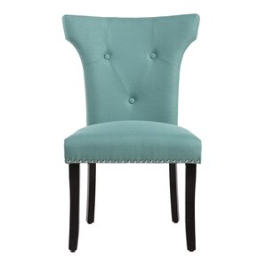 Blue Fabric Dining Chairs find the best upholstered kitchen & dining chairs | wayfair