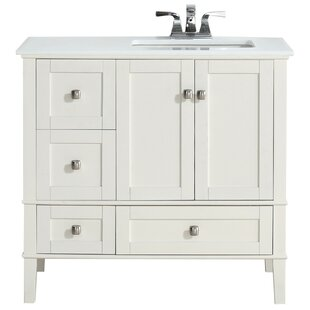 48 Inch Right Offset Vanity Wayfair