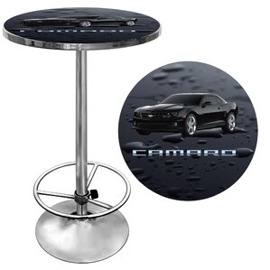 Camaro Pub Table I by Trademark Global